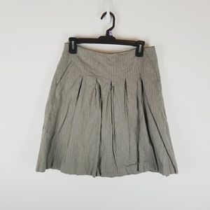 CAbi Liverpool Riding Skirt Size 6 Pleated A-Line